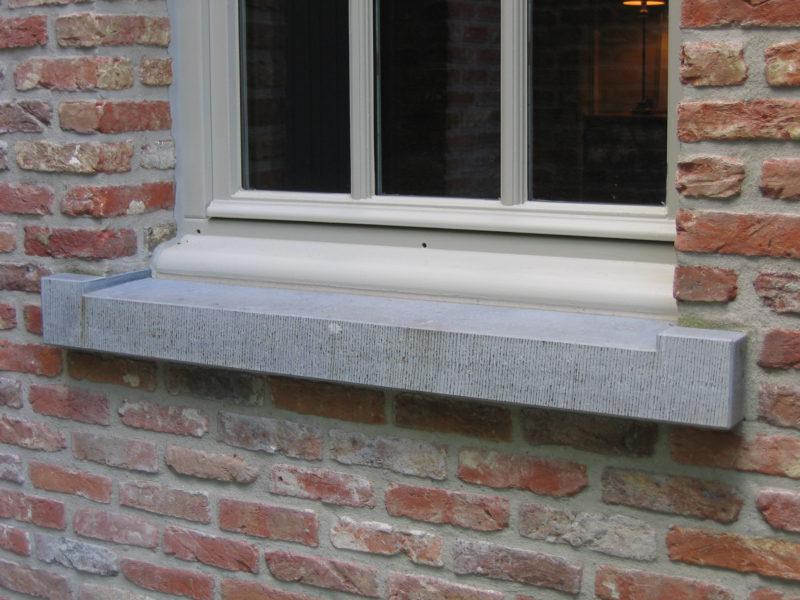 Dorpel Badkamer Graniet : Dorpel raamtablet belgische blauwe hardsteen natuursteen vasp